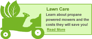 commercial propane lawn mowers