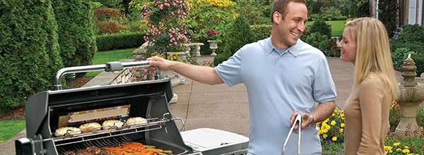 grilling with propane from Sharp Energy
