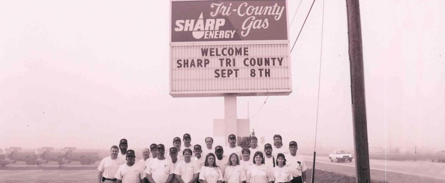 1997 Sheldon Gas Company